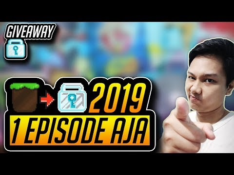 Dirt to DL 2019 (Cara Cepat Kaya) | Tips Profit Growtopia Indonesia