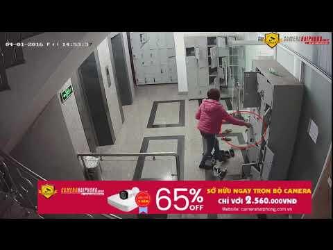 Cảnh báo - Trộm đồ tại phòng tập Gym bị phát hiện !
