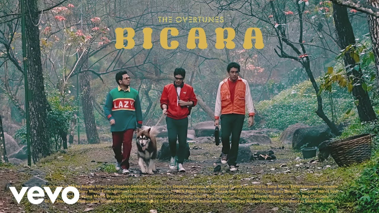 Download Lagu The Overtunes Bicara