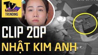 Clip 20ph rõ nét thủ đoạn T.R.Ộ.M cạy két sắt nhà ca sĩ Nhật Kim Anh lấy đi tài sản tích góp 10 năm