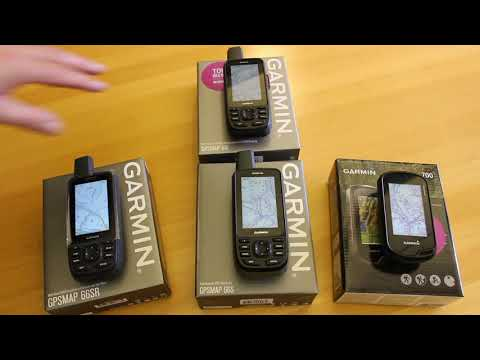 Best Top End Outdoor GPS Unit - Winter 2020/ Spring 2021 - YouTube