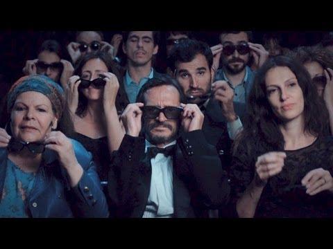 3X3D Bande Annonce (Jean-Luc Godard, Peter Greenaway, Edgar Pera)