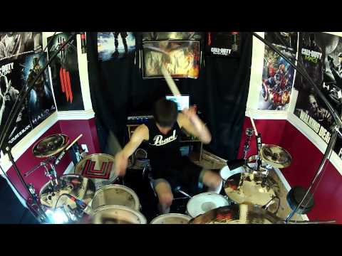Radioactive - Drum Cover - Imagine Dragons Mp3