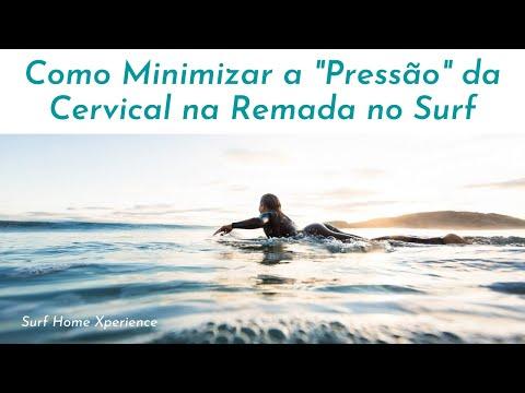 Como Minimizar a Presso da Cervical na Remada no Surf I Srie: Descomplicando o Surf