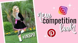 How To Get Inspired For Your New IRISH DANCE Dress! |  Cait B