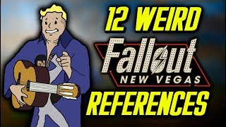 12 Weird References in Fallout New Vegas