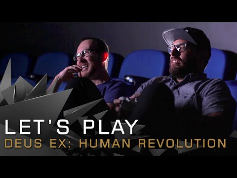 With Deus Ex: Mankind Divided Incoming, Eidos Montreal Devs Play Human Revolution
