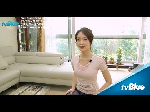 Làm đẹp tại nhà chuẩn sao Hàn