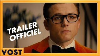 Trailer of Kingsman : Le Cercle d'or (2017)