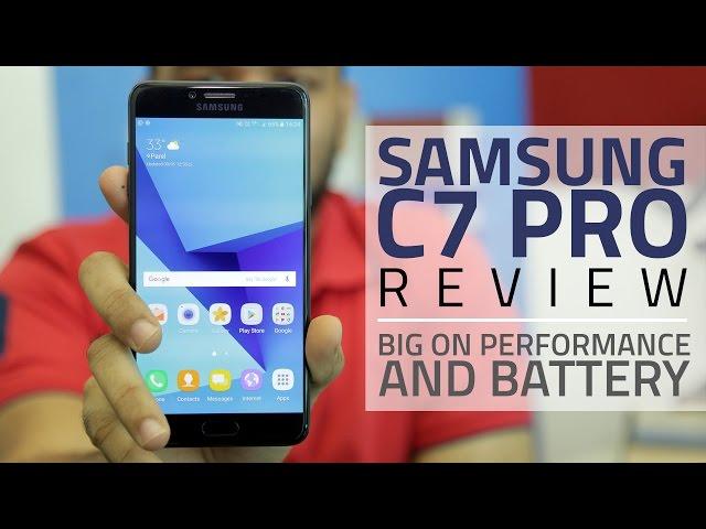 Samsung Galaxy C7 Pro Review   NDTV Gadgets360 com