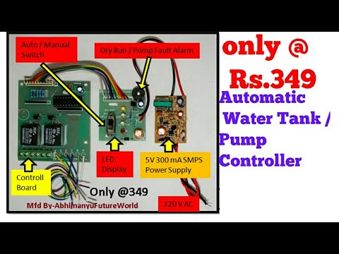 Automatic Water Level Controller in Chennai, Tamil Nadu | Get Latest on
