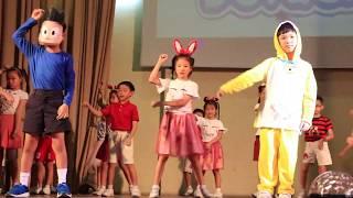 2018 霹雳怡保育才华小儿童节庆典 - 大猫咪Doremon