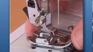 Швейная машина Brother HQ-22 от компании F-Mart - видео
