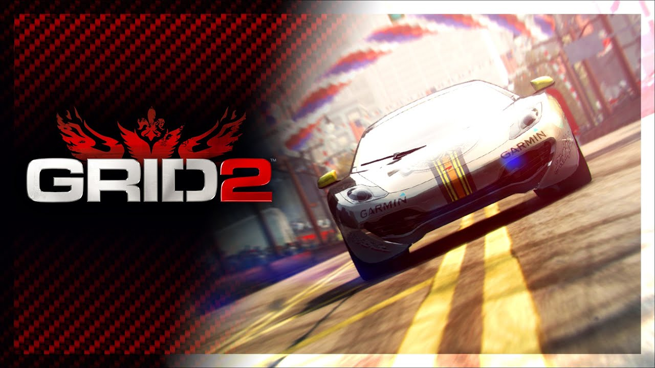 Check Out Grid 2's 'Redefined' Multiplayer Gameplay