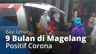 Bayi Umur 9 Bulan di Magelang Positif Corona, Diketahui sang Ayah Baru Pulang dari Riau