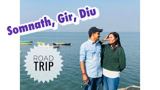 Ending 2020 With A Road Trip To Gir, Somnath, Diu