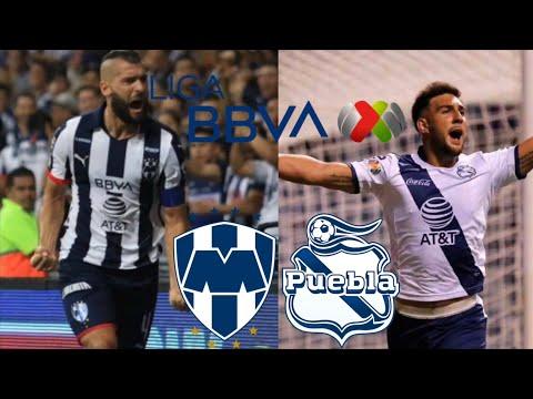 Previa Rayados de Monterrey vs Puebla | Liga MX Apertura 2019 Jornada 10