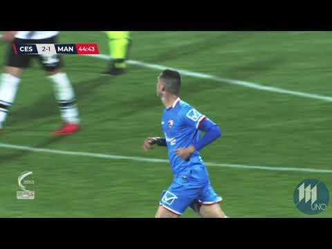 Play-off / Cesena-Mantova 2-1
