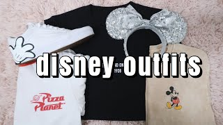 Packing For Disney World! (kind Of A Clothing Haul)
