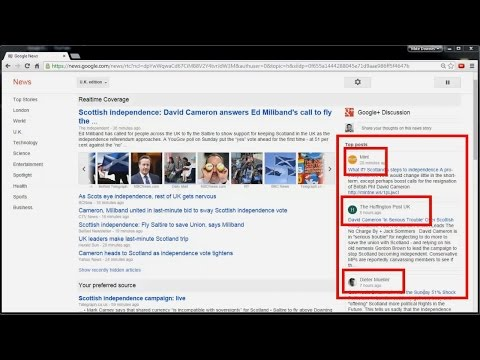 An Introduction to Google News & Realtime Coverage