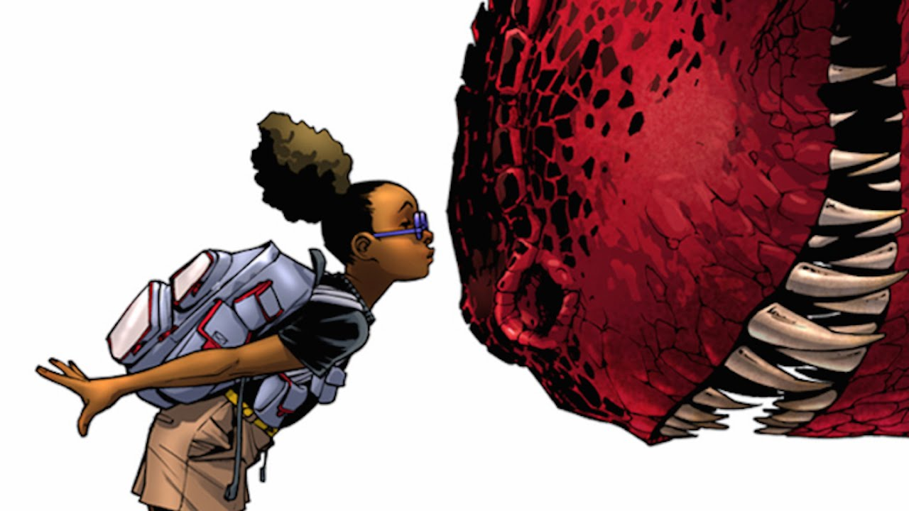 Marvel Reinvents Classic Comic Book Character In The Name Of Diversity thumbnail