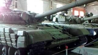 Поездка в музей бронетанковой техники