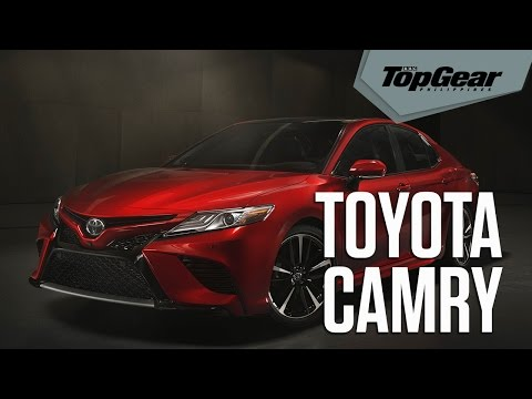 The all-new Toyota Camry
