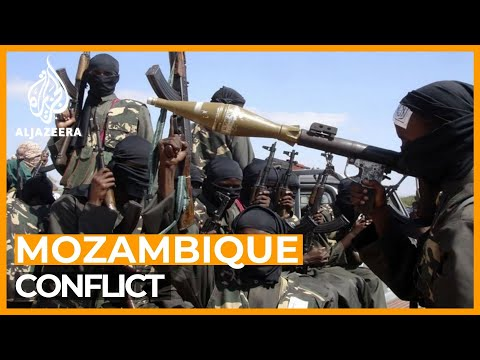 Mozambique struggles with armed groups as 300,000 displaced