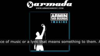 Armin van Buuren feat. Vera Ostrova - What If (track 09 from the 'Imagine' album)