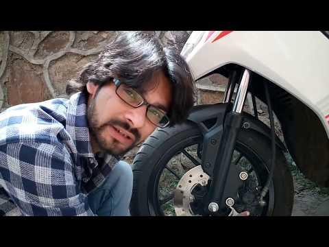 Aprilia SR150 review in Hindi