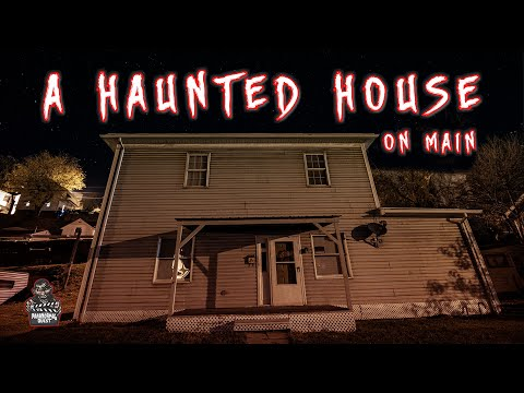 A Haunted House On Main