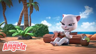 ☀️Holiday Moments ☀️- Talking Angela (Cartoon Shorts Combo)