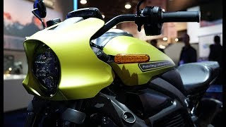LiveWire Walk-around at CES | Harley-Davidson