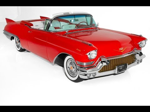1957 Cadillac Eldorado Biarritz (CC-1202227) for sale in Des Moines, Iowa