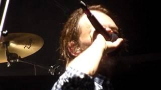 Radiohead Like Spinning Plates Live Roseland Ballroom New York City September 29 2011 Night 2