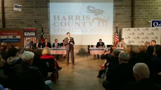 Harris County Republican Party Hosts Congressional District 2 Candidate Forum | Kholo.pk