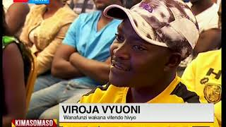 Viroja Vyuoni: Mabweni yamegeuzwa maficho na madanguro? |Kimasomaso