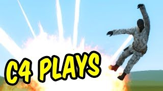 C4 PLAYS! - Trouble in Terrorist Town