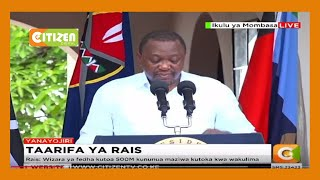 breaking news cs mwangi kiunjuri fired as uhuru reshuffles cabinet
