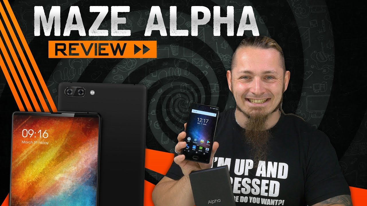 maze alpha testbericht ab 165 g nstig kaufen 05 2019. Black Bedroom Furniture Sets. Home Design Ideas