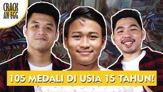 Umur 15 Tahun Sudah Meraih 105 Medali! Galuh si Atlit Renang! Video thumbnail
