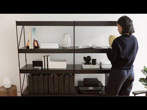 Wohnungsvlog 3   Mein Traumstuhl und wie ich Regal und Sideboard style