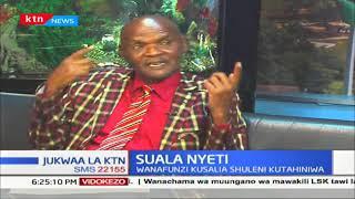 SUALA NYETI: Historia ya msitu wa Mau