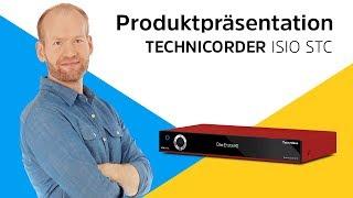 TECHNICORDER ISIO STC | HDTV-Digitalreceiver mit Internetfunktion | TechniSat