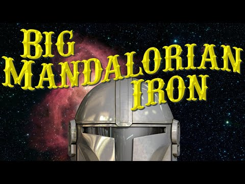 Big Iron, but it's the Mandalorian