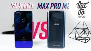 So Sánh Xiaomi Mi 8 Lite Vs Zenfone Max Pro M2