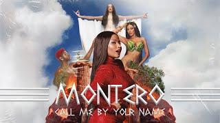 Lil Nas X, Nicki Minaj, ROSALÍA, Doja Cat - MONTERO (Call Me By Your Name) [MASHUP]