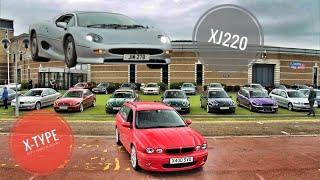 Jaguar Breakfast Club X-Type 20th Anniversary - July 2021