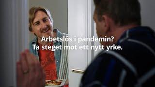 Förlorat jobbet i pandemin?