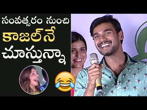 Actor Sai Sreenivas Bellamkonda Super Speech At Sita Movie Khajuraho Beer Fest Event